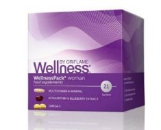 Велнес Орифлейм - Wellness Pack для женщин