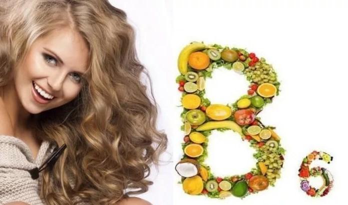 B 6 vitamin volosi - Витамины для волос - нужны ли человеку?