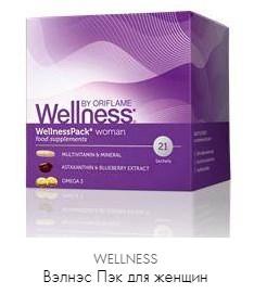 Wellness Pack zhenski - Витамины для волос - нужны ли человеку?