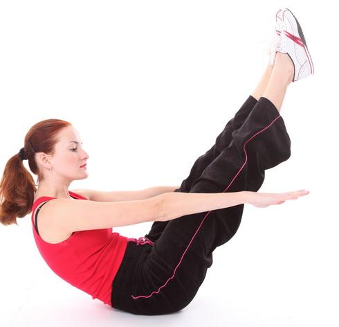 press2 - Эффективные упражнения на пресс