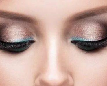 Макияж: Дымчатые глаза