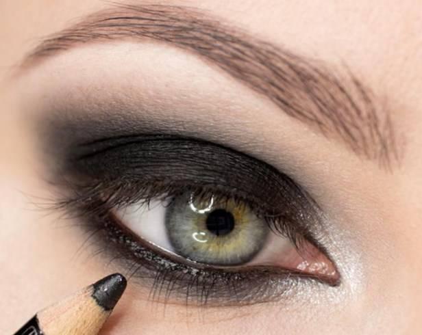 Dimchati Makiyazh - Как делать Макияж: Дымчатые глаза