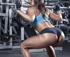 Как накачать ноги - 4 эффективных упражнения