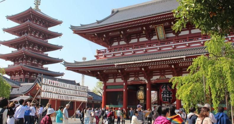 Самостоятельное путешествие в Японию