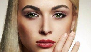 Макияж зеленых глаз - как правильно делать