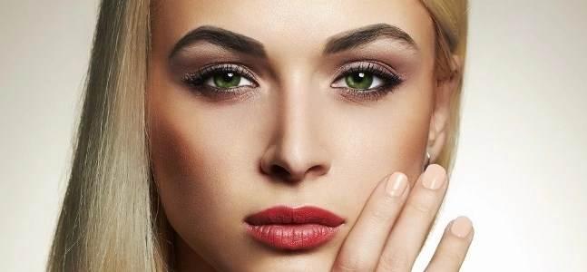 Makiyazh Zelenih glaz - Макияж зеленых глаз - как правильно делать