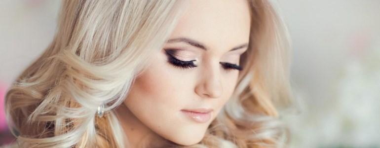 Makiyazh dlya blondinok - Макияж для блондинок