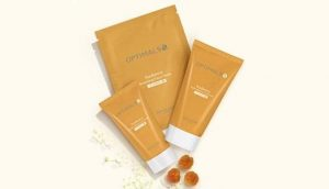Тонизирующая маска для лица Optimals Radiance