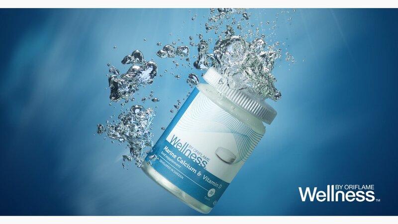 Kalcy d3 orifleim - Marine Calcium & Vitamin D - новинка Wellness Кальций