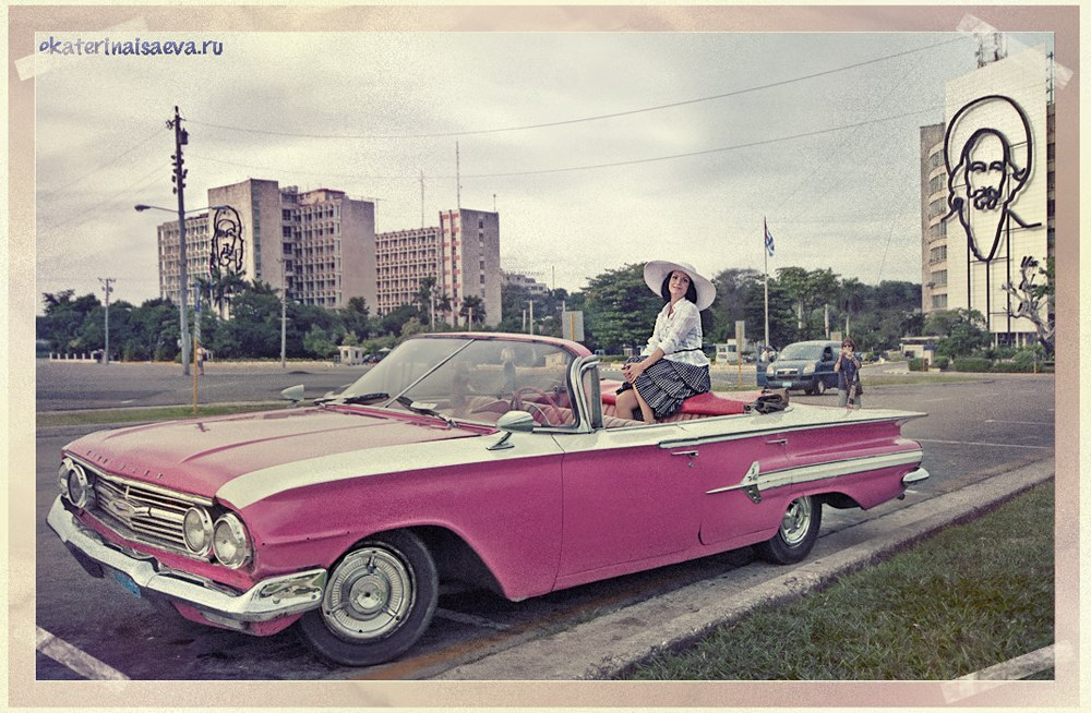 Kuba Chegevara - Отдых на Кубе