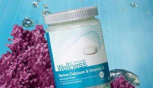 Marine Calcium & Vitamin D - Wellness