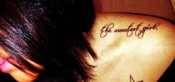 Как избавиться от татуировки