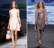 Модные тенденции весеннего макияжа 2014