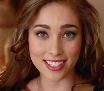 Видео со съемок рекламы THE ONE от Орифлэйм