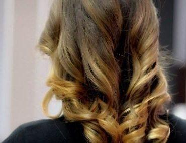 Омбре для волос