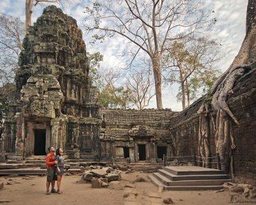 Город Сием Рип: Храмы Та Пром