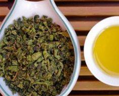 Чай улун молочный для похудения
