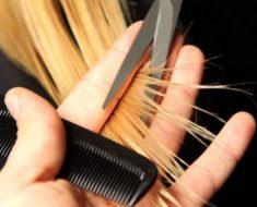 Как ухаживать за секущимися волосами