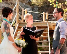 Особенности выездной церемонии бракосочетания
