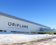 Орифлэйм открывает новый производственный комплекс в России