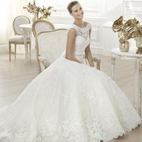 Топ свадебных платьев