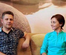 Видео Интервью с Константином Харченко в Минске