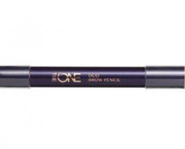 Двусторонний карандаш для бровей The ONE