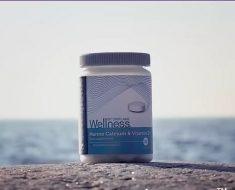 Marine Calcium & Vitamin D - новинка Wellness